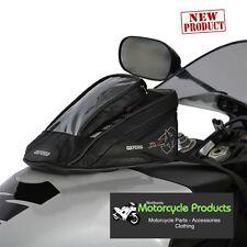 OXFORD MICRO TANK BAG MOTORCYCLE SMALL TANK BAG MAGNETIC 15LTR SMALL TANK BAG