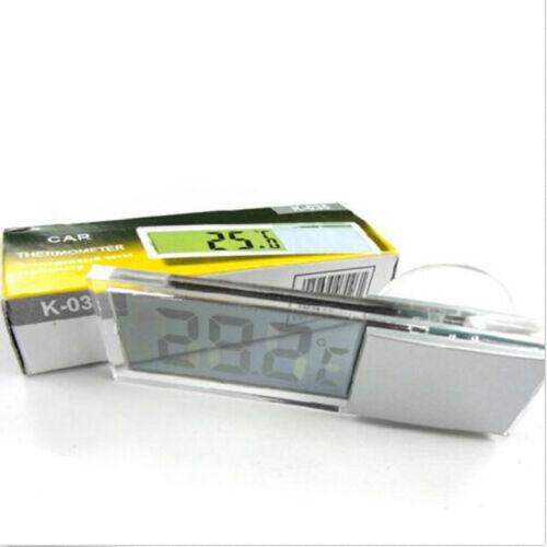 Mini Indoor Car Home LCD Digital Display Room Temperature Meter Thermometer FY