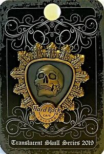 Hard-Rock-Cafe-Chicago-Pin-Translucent-Skull-Series-2019-LE-NEW-501617-HRC
