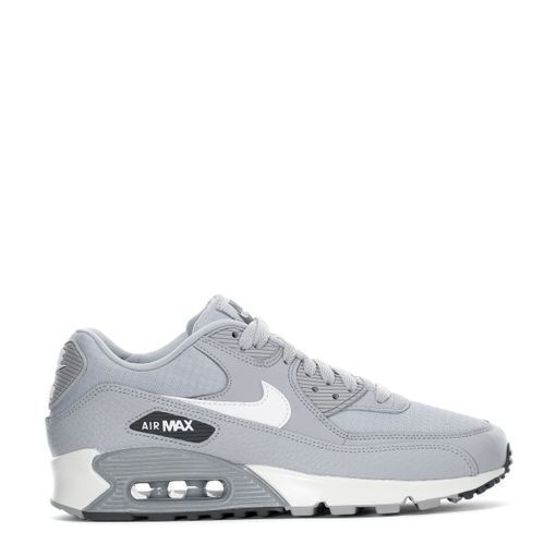 325213-062 Women's Nike Air Max 90 Casual shoes Grey Dark Grey-White Sz 6-10 NIB
