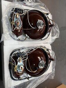EU Spec Headlights Mercedes-benz 230sl,250sl,280sl (w113)