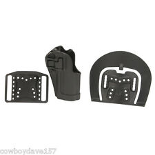 "BlackHawk CQC Serpa Holster Colt 1911 Commander 4""  and Clones 410542BK-R"