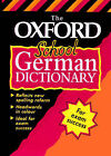 The Oxford School German Dictionary by Oxford University Press (Paperback, 1998)