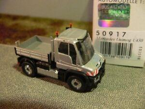 1-87-busch-MB-Unimog-u430-plata-50917