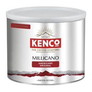 Kenco Millicano Americano Original Café 500 G-afficher Le Titre D'origine