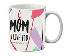 meSleep Grey Mom Love Mothers Day Tea Cofffee Mug