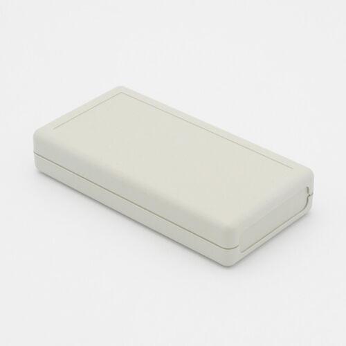 Plastic Cover Project Electronic Instrument Case Enclosure Box 134x70x25mm