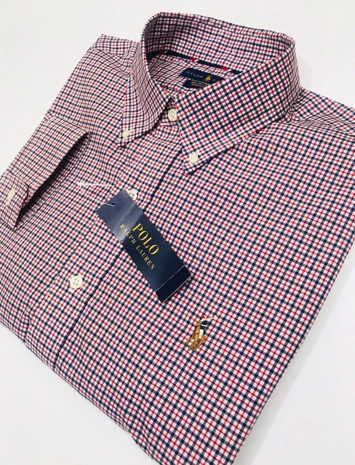 Ralph Lauren Men's Slim Fit Casual Shirt     RRP