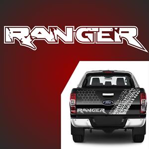 Details Zu 1 Ranger 66x12cm Aufkleber Autoaufkleber 4x4 Passt Für Ford Ranger 2ab 4 X 4 Us