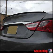 Rear Trunk Lip Spoiler Wing (Fits: Hyundai Sonata 2011-14) SpoilerKing