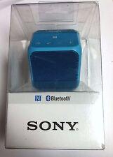 Sony SRS-X11 Ultra-Portable Bluetooth Speaker - TEAL - GENUINE - MINT