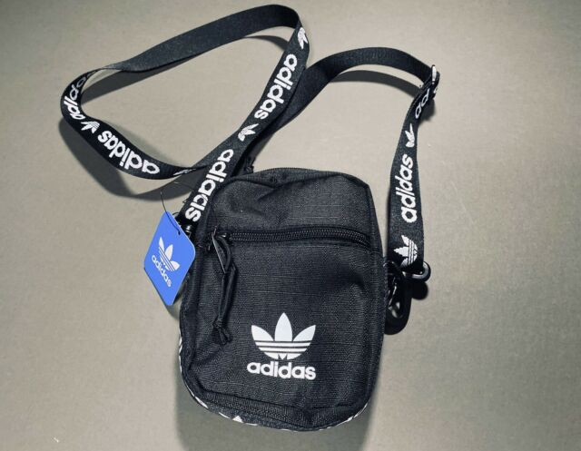Bag Adidas Festival Originals Shoulder Crossbody Messenger Trefoil Pack Unisex