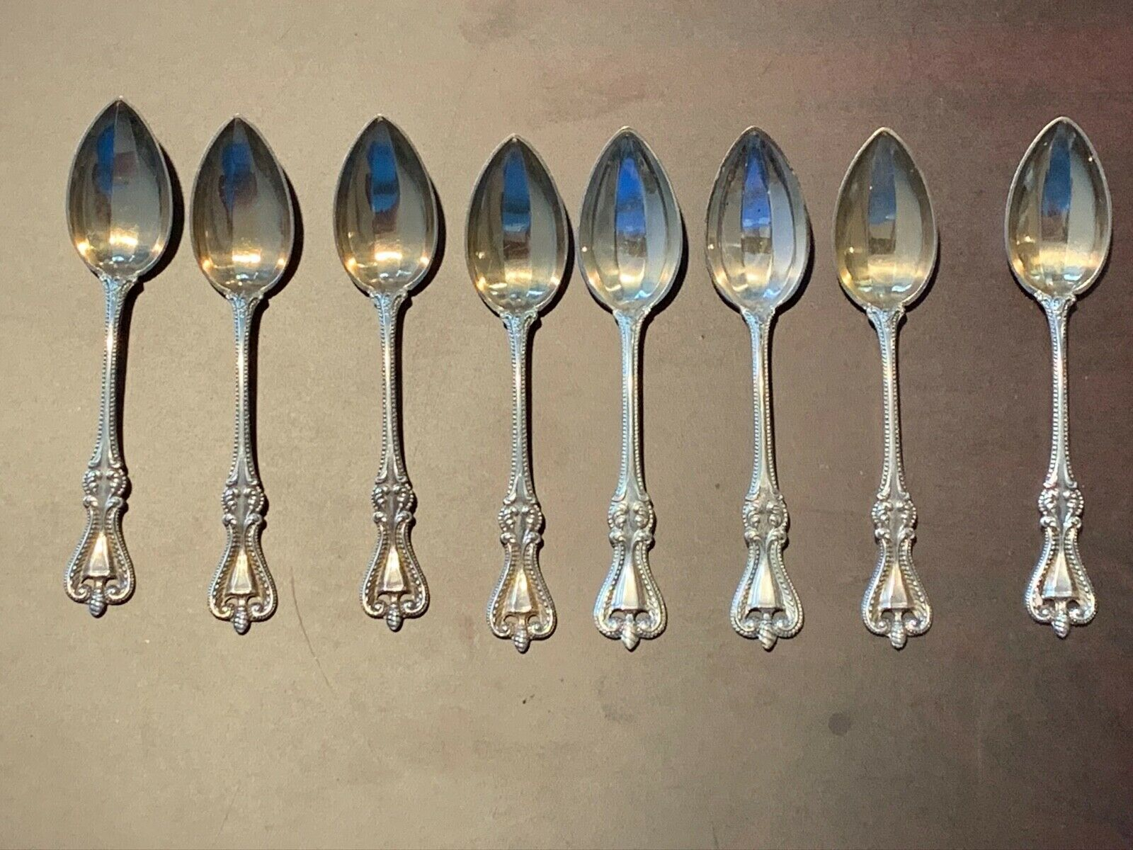 Towle Sterling Old Colonial Demitasse Spoon