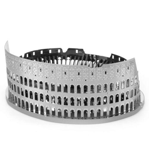 Iconx Roman Colosseum Ruin Metal Earth