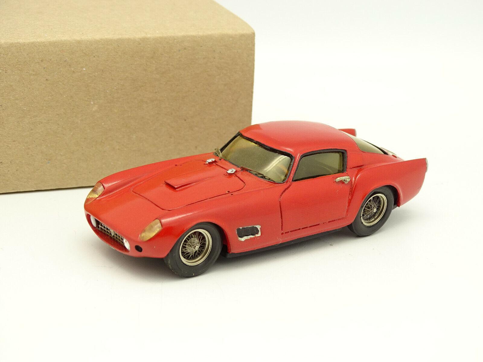 MRF Kit Monté Résine 1 43 - Ferrari 250 GT 1958 Rouge