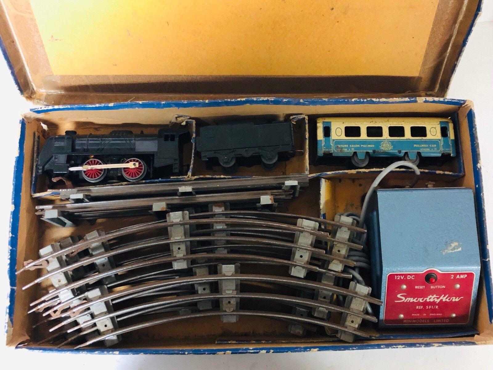 RARO Tren En Caja i treni Coffret JEP Escala 0 Buen Estado