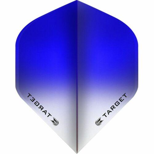 Target Vision Fade Two Tone Standard 100 Micron Dark Blue Pack of 3 Dart Flights