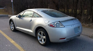 Mitsubishi Eclipse GS Silver Coupe 2 Door Auto Low Km AC or Swap