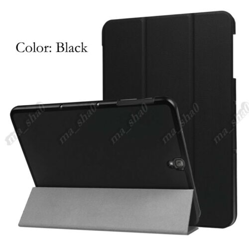 Slim Folio Smart Leather Back Cover Skin Stand Case for All Brand Tablet iPad