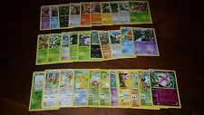 Pokemon Trading Card Game lot of 30 cards, some Holos, Great Price, Lot# 5