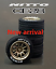 1-64-rubber-tires-rims-amp-axles-CE28-fit-Kyosho-Hot-Wheels-MBX-diecast thumbnail 1
