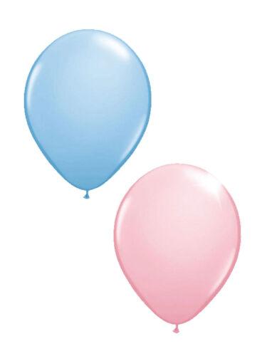 10Stk Luftballons 30cm Metallic Baby