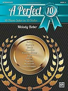 Perfect-10-Bk-4-10-Piano-Solos-in-10-Styles-Paperback-Melody-Bober