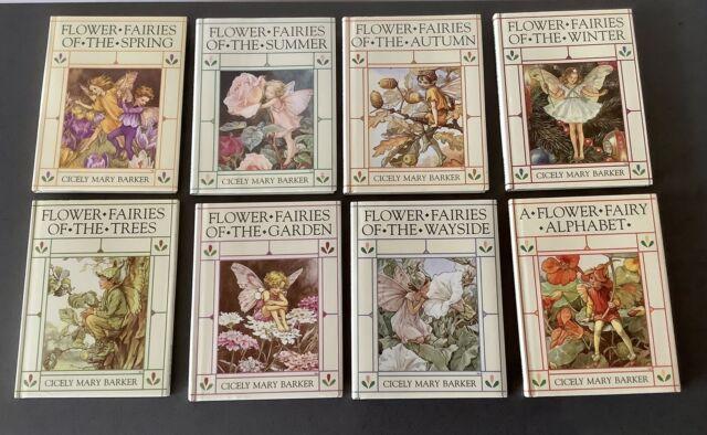 Michael Miller Flower Fairies Hidden Fairies Periwinkle