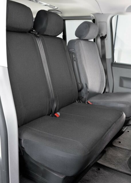 Schonbezug Maßbezug VW Volkswagen T6 Einzelsitz und Doppelbank vorne