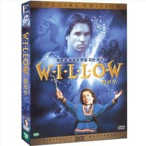 WILLOW-1988-DVD-New-Sealed-Val-Kilmer