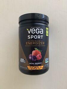 Genuine Factory Sealed Vega Vega Sport - Premium Energizer Acai Berry 16.2 oz
