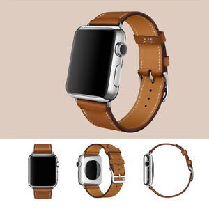 New-style-Leather-Buckle-Wrist-Watch-Band-Strap-For-iWatch-Apple-Watch-G