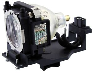 SANYO 610-323-5998 6103235998 LAMP IN HOUSING FOR PROJECTOR MODEL PLV-Z5