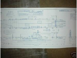 Blueprint hms ark royal plan ebay image is loading blueprint hms ark royal plan malvernweather Choice Image