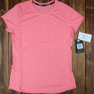 Nike Pronto Miller Crew Womens Running Top Small NWT