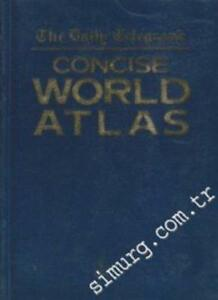 Details about Concise World Atlas By '''THE DAILY TELEGRAPH'''