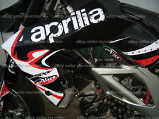 red black and white radiator shroud & tank decals fits aprilia 450 550 sxv rxv
