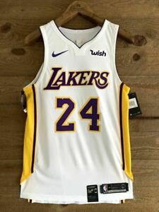 Kobe Bryant Authentic Nike Lakers Jersey New With Tags. #24 with ...