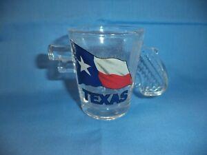 TEXAS-FLAG-PISTOL-SHOT-GLASS-GUN