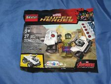 MARVEL SUPER HEROES Lego Hulk Minifigure Set~Toys R Us Exclusive AVENGERS/ULTRON