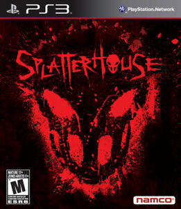 Splatterhouse-PS3-Great-Condition-Complete-Fast-Shipping