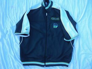 Sean John Track Jacket Short-Sleeved Adult Size XL New Without Tags!