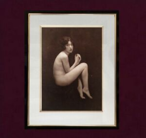 Amical Stanislas Walery Ancienne Heliogravure 1923 Nu Feminin Folies-bergeres (51)
