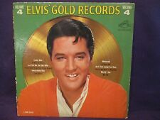 Elvis Presley 'Elvis Gold Records Vol 4' LP MONO VERY RARE