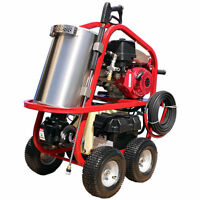 Hot2go Sh Series Professional 4000 Psi (gas - Hot Water) Pressure Washer W/ E...