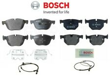 For BMW E70 X5 E71 X6 Front /& Rear Bosch Brake Pads and Aftermarket Sensors KIT