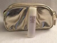 Shiseido Metallic Cosmetic Bag Clutch + Eye And Lip Makeup Remover, 50 Ml