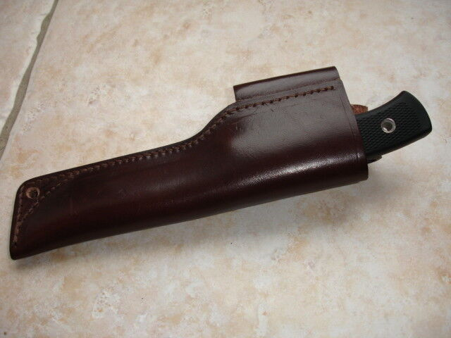 Bushcraft Couteau gaine gaine gaine avec firesteel Boucle 7f2a84