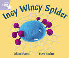 Rigby Star Guided Phonic Opportunity Readers Lilac: Incy Wincy Spider by Pearson Education Limited (Paperback, 2005)
