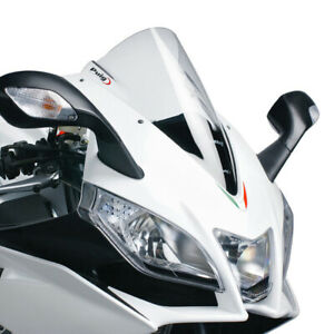 PUIG SCREEN Z-RACING APRILIA RS4 50 11-18 CLEAR